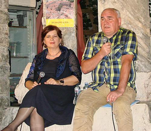 Lidija Vukcevic i Velimir Viskovic - 1
