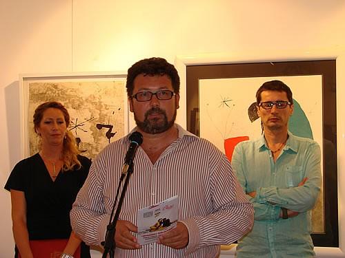 Otvaranje izlozbe spanskih slikara - 2