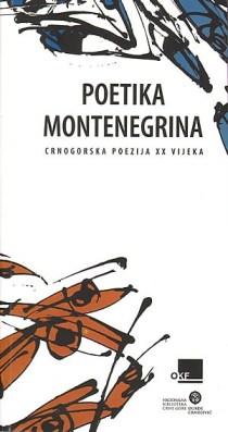 Poetika Montenegrina - naslovna