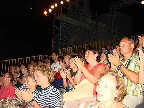 Posjetioci koncerta