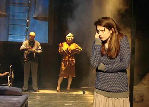 Predstava Fine mrtve djevojke - 5