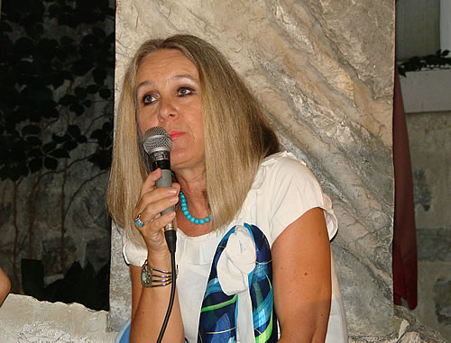 Trg pjesnika - Bozena Jelusic