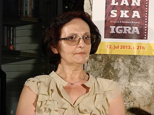 Trg pjesnika - Dragana Krsenkovic Brkovic - 2