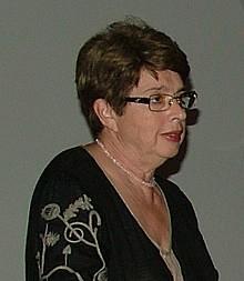 Autorka dr Mila Medigvić-Stefanović, istoriograf kulture