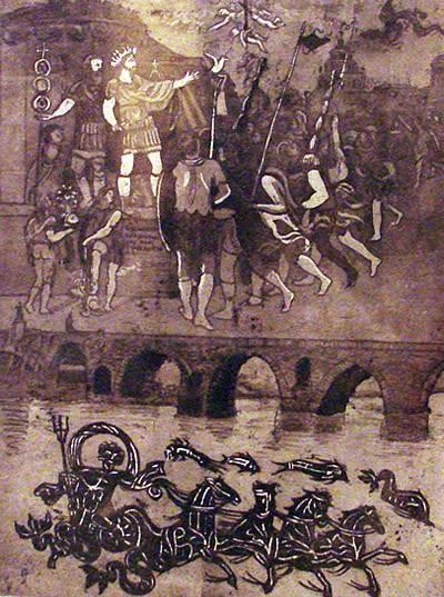 Veljko Mihajlovic - izlozba Konstantin - 6