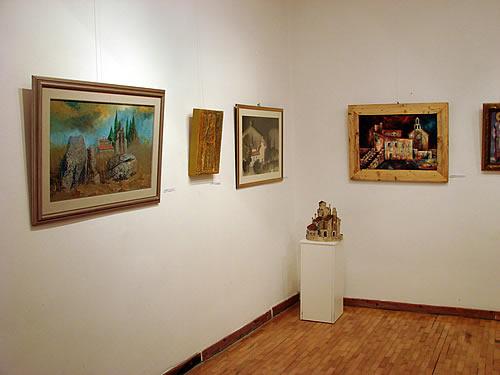 Izlozba slika posvecena proslavi 600 godina manastira Praskvica - 1