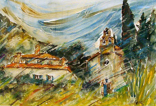 Izlozba slika posvecena proslavi 600 godina manastira Praskvica - 5