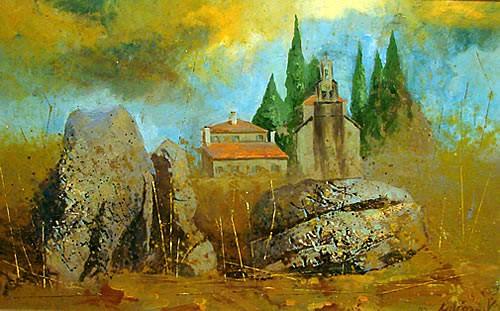 Izlozba slika posvecena proslavi 600 godina manastira Praskvica - 7