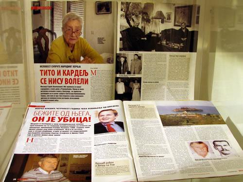 Dokumentarna izlozba novinara Stanka Papovica - 4