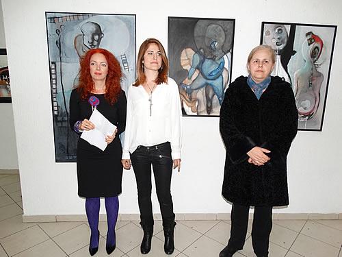 Izlozba u Gradskoj galeriji Kotor 17. aprila 2014.godine - 1
