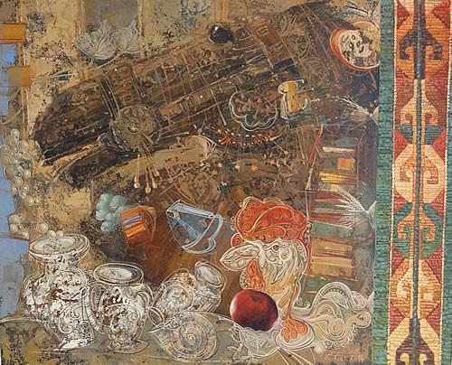 Becici - Izlozba Milutina Obradovica - 5
