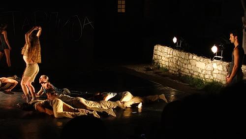 Plesna predstava Prokleta avlija - 9