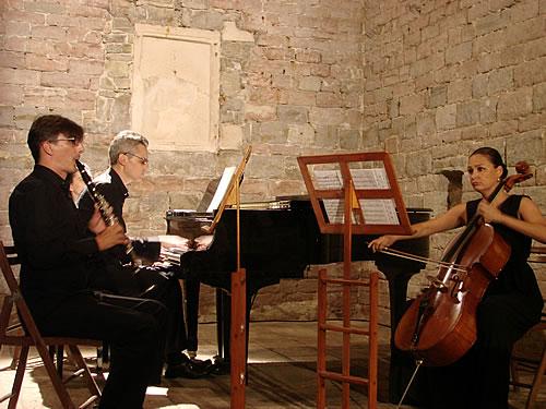 Budva - Koncert Vladimir Domazrtovic Trija