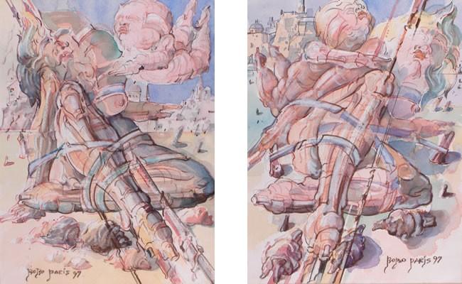 069 i 070 Budvanska Madona 1997