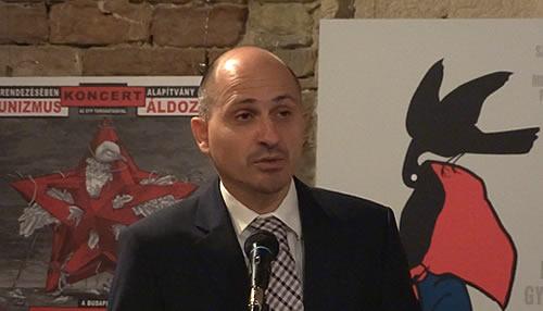 Njegova ekselencija ambasador Madjarske u Crnoj Gori gospodin Kristijan Posa