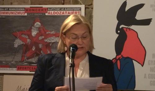 Njena Ekselencija ambasador Poljske u Crnoj Gori Gražyna Sikorska