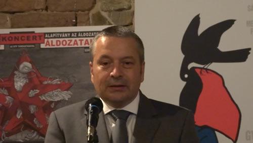 Otpravnik poslova Republike Ceske u Crnoj Gori Petar Smejkal