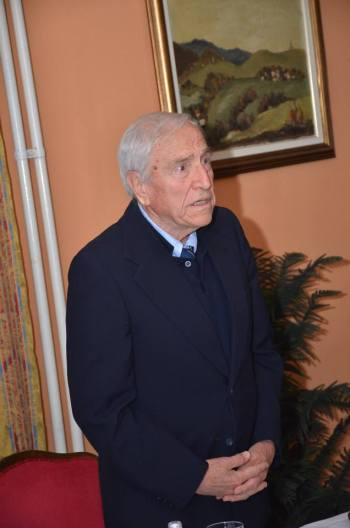 Dr Miroslav Luketić govori o Paštrovskom almanahu I