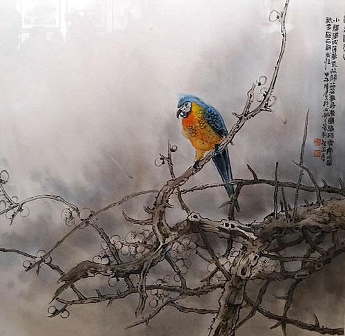 Budva - Izlzba kineskih umjetnika - 11