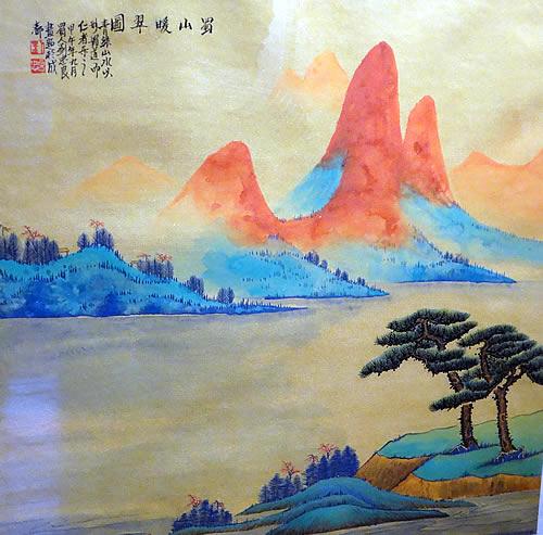 Budva - Izlzba kineskih umjetnika - 14