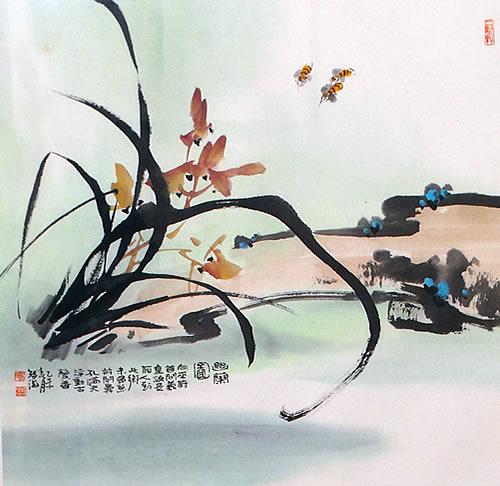 Budva - Izlzba kineskih umjetnika - 6
