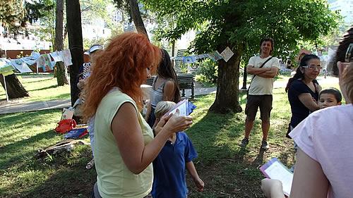 Gradski park - Izlozba djecijih radova - 10