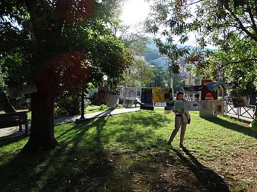 Gradski park - Izlozba djecijih radova - 4