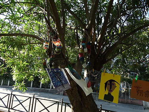 Gradski park - Izlozba djecijih radova - 7