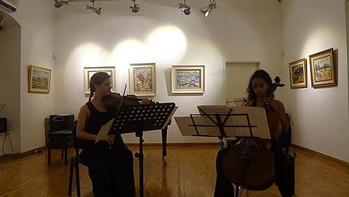 Ana Zivković i Eden Sekulovic