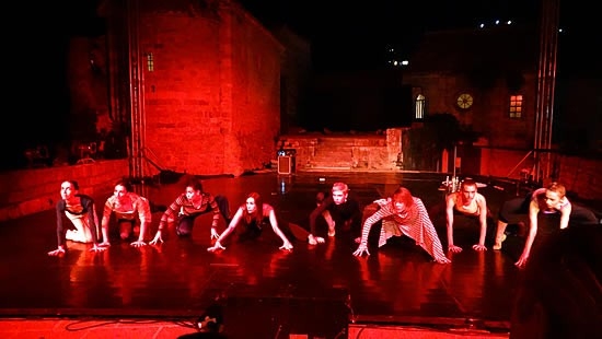 Grad teatar Budva - Predstava Balerine - 5
