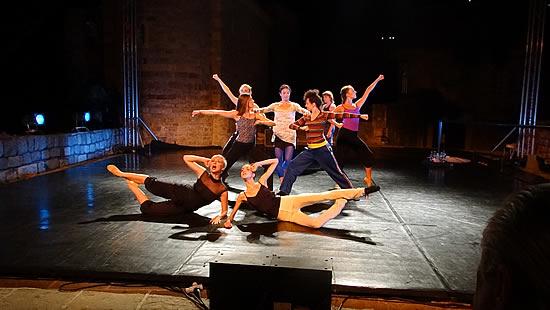 Grad teatar Budva - Predstava Balerine - 7