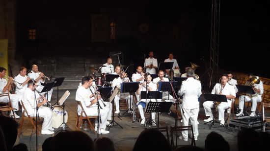 Orkestar grcke ratne mornarice - 1