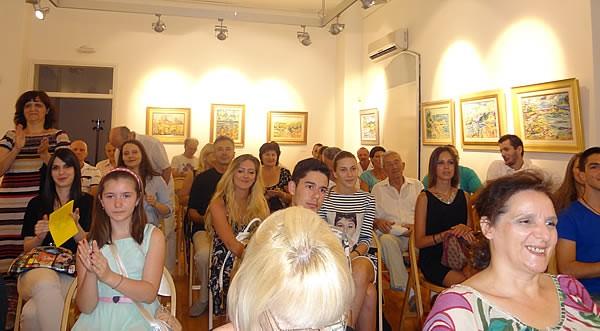 Posjetioci koncerta - 1