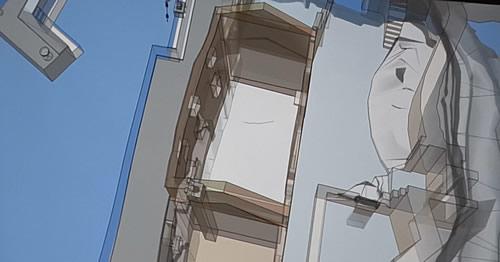 Digitalni prikaz Lazareta i Kastela - 5
