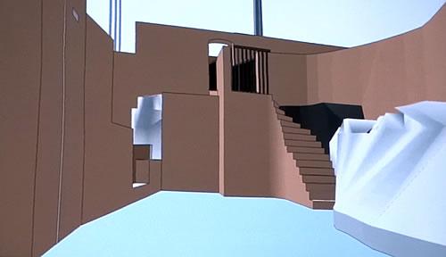Digitalni prikaz Lazareta i Kastela - 6