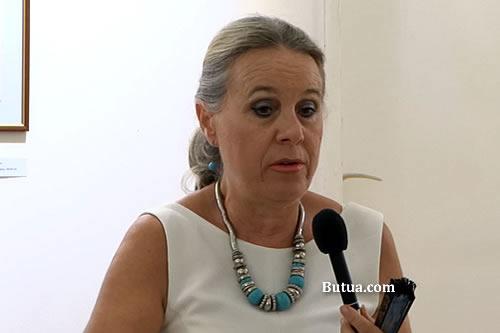 Bozena Jelusic - promocija knjige Zorice Joksimovic