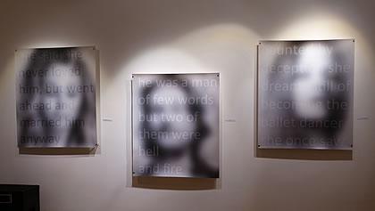 Moderna galerija Budva - Izlozba Dereka Besanta - 2