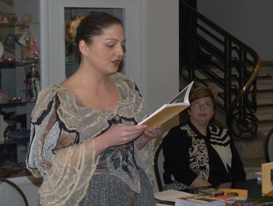 7 - Jovana Todorović, stud. glume na Akademiji lepih umetnosti u Beogradu (klasa prof
