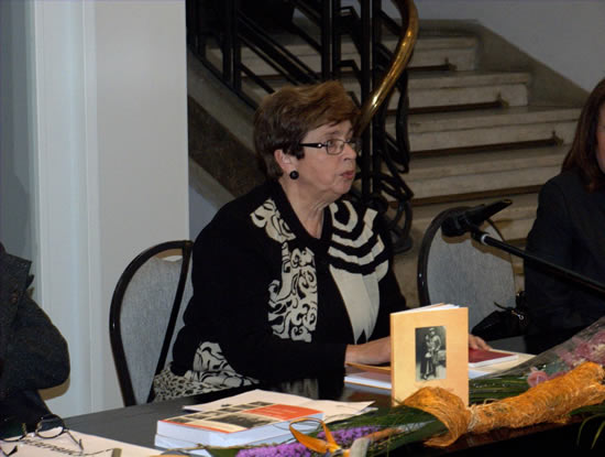 Autorka knjige i izložbe - dr Mila Medigović Stefanović