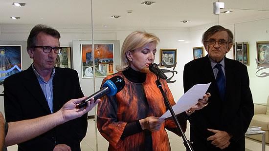 Becici - Izlozba Jovana Karadzica Kadza - 1