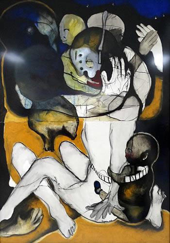 Podgorica - galerija Art - Izlozba Dijane Lazovic - 11