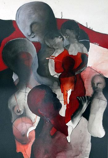 Podgorica - galerija Art - Izlozba Dijane Lazovic - 8