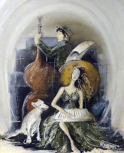 Becici - Izlozba Vesne Begovic - 7