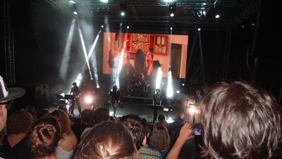 Grad teatar Budva - Koncert grupe Laibach - 4