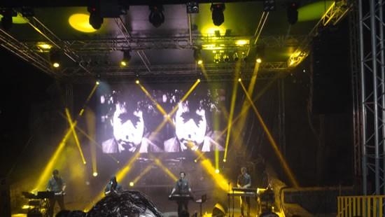 Grad teatar Budva - Koncert grupe Laibach - 7