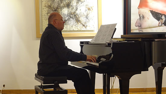 Koncert Emilija Minic - Ivan Defabiani - 6