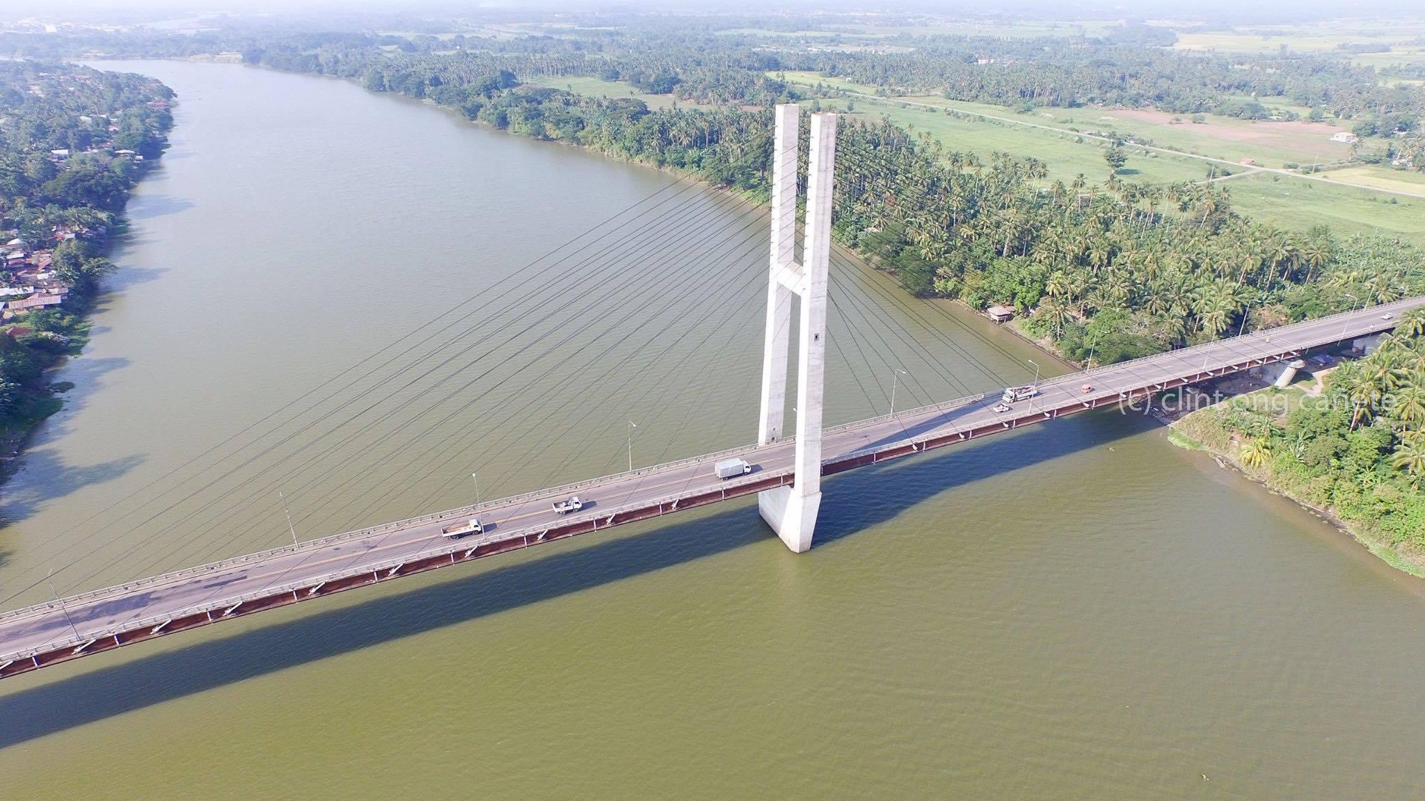 diosdado macapagal bridge, butuan city