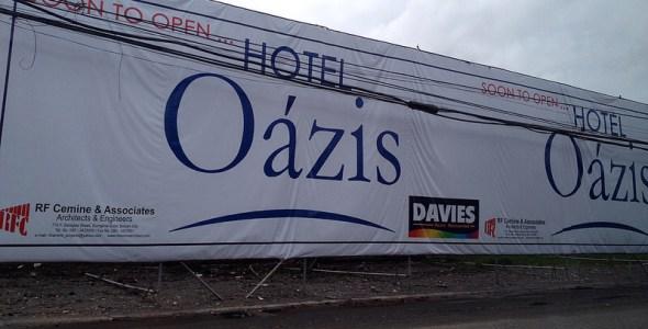 Hotel Oazis in Butuan Coming Soon