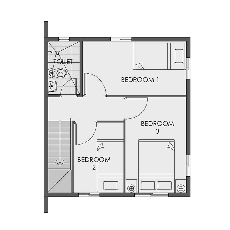 cara 2nd floor plan