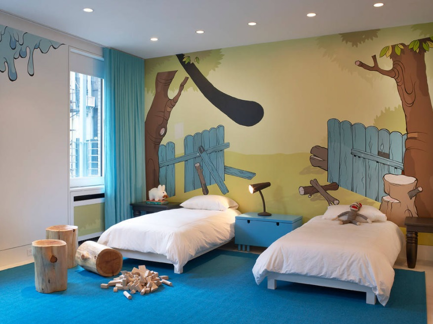 House Decorating Ideas 101 The Kid S Room